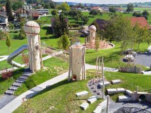 Spielplatz Rickenbach