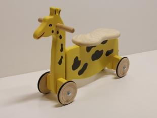Kleinkinderroller Giraffe
