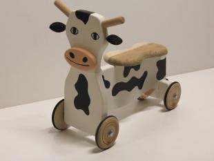 Kleinkinderroller Kuh